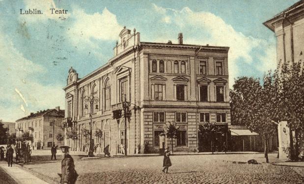 Teatr Osterwy - lata 90
